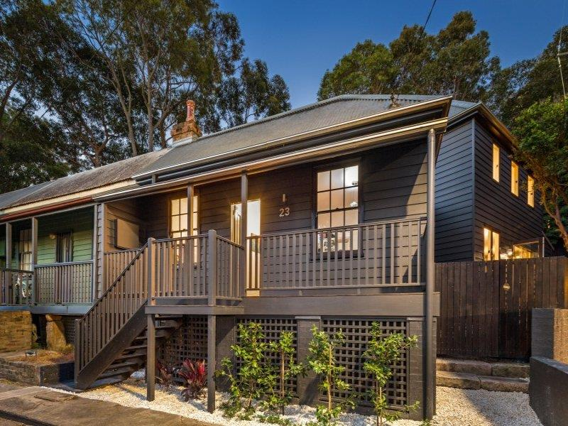23 Valley Street BALMAIN NSW 2041