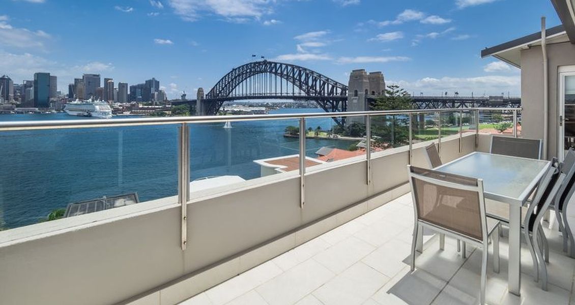 71/98 Kirrbilli Ave Kirribilli NSW 2061