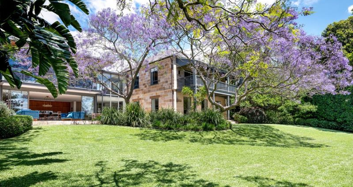 4 North Parade Hunters Hill NSW 2110